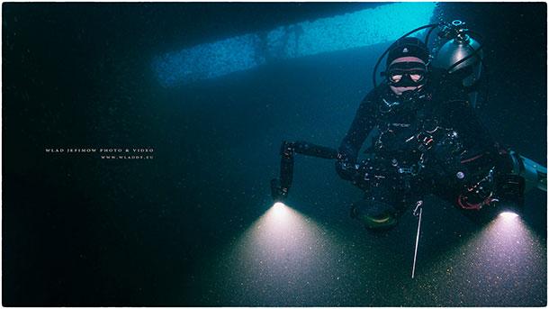 Szkolenie z fotografii podwodnej